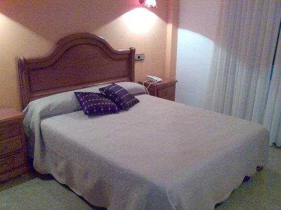 Hotel La Vijanera: Habitacion matrimonial