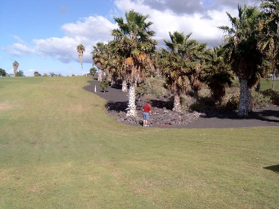 Royal Tenerife Country Club: Adeje course