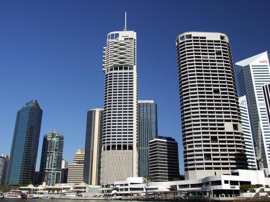 บริสเบน, ออสเตรเลีย: Brisbane City