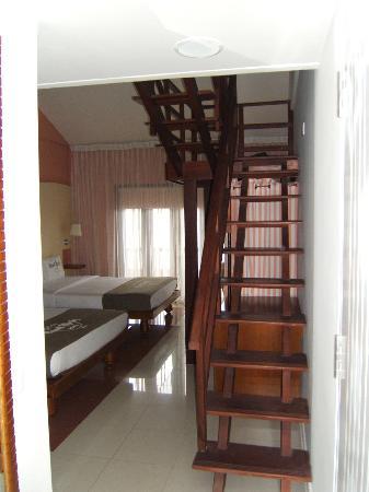 Hard Rock Hotel Bali: Loft room