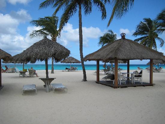 Bucuti & Tara Beach Resort Aruba: Beautiful Bucuti Beach