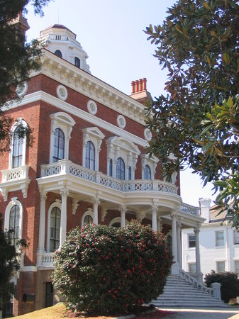 Photo of Historic Site Hay House at 934 Georgia Ave, Macon, GA 31201, United States
