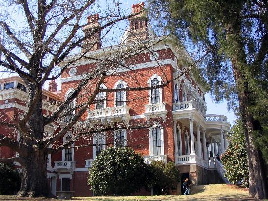 Macon, GA: Outside of the Hay House
