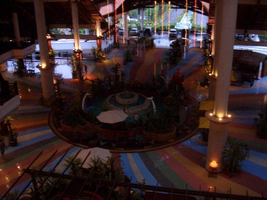 Resorts World Kijal: Part of the lobby