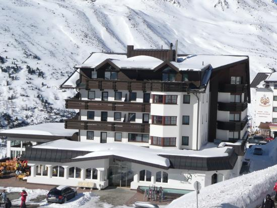 Obergurgl, Austria: Angerer Alm Hotel