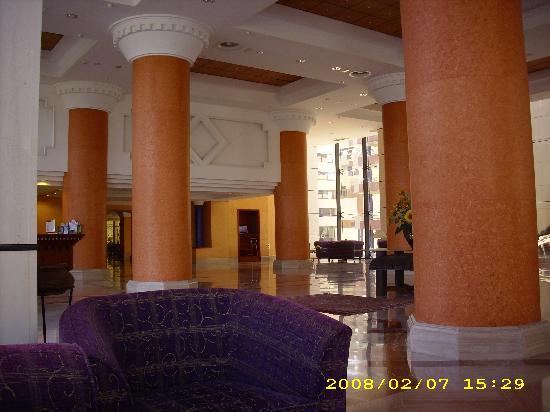 Hotel Zentral Center: Hotel reception
