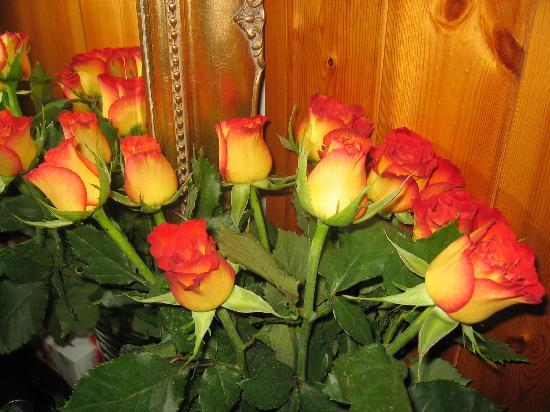 The Twenty One: Roses...