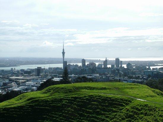 Auckland Central, Nueva Zelanda: mount eden, auckland,nz