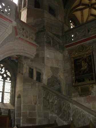 Zwickau central Kirche
