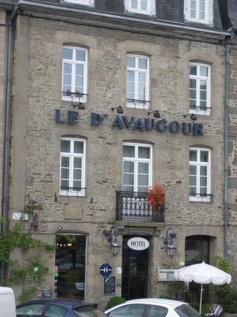 Hotel Le d'Avaugour : Hotel d'Avaugour