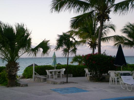 Sibonne Beach Hotel: View from Sibonne Hotel