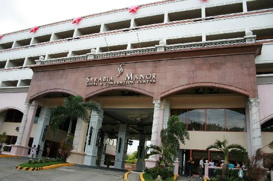 The Mansion Iloilo : Sarabia Manor Hotel Entrance