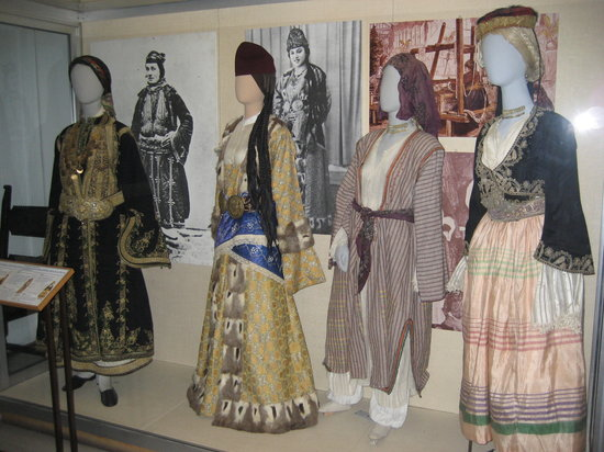 Greek Folk Art Museum (Museo Ellinikis Laikis Technis)