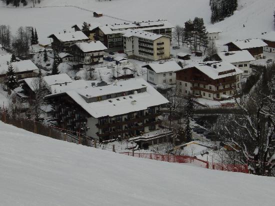 Theresia Gartenhotel : Hotel from run down to it 2005