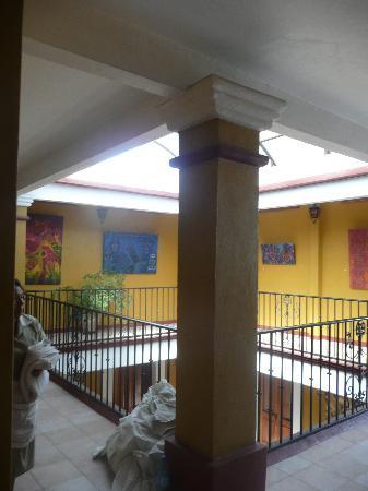 Posada Catarina Hotel: 1er Patio