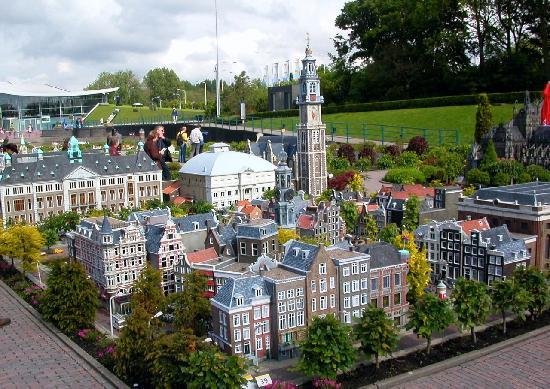 La Haye, Pays-Bas : madurodam den - haag