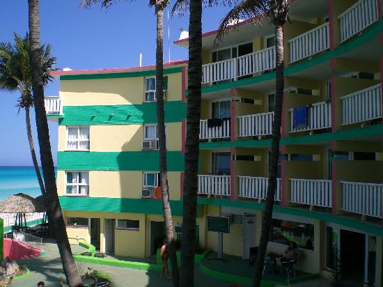 Hotel Horizontes Herradura: Hotel