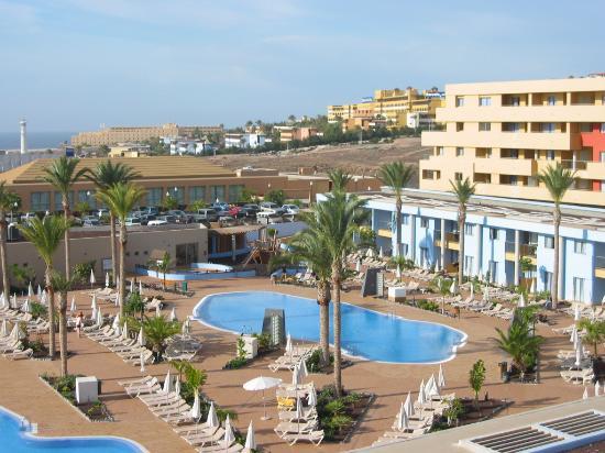Iberostar Fuerteventura Park: View from our suite