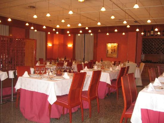 Plaza de Santiago Hotel: Restaurante