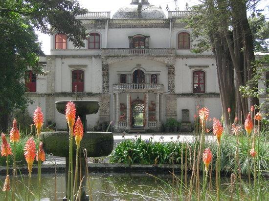 Hacienda La Cienega: Hotel front