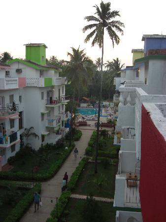 Saligao, India: Hotel Grounds