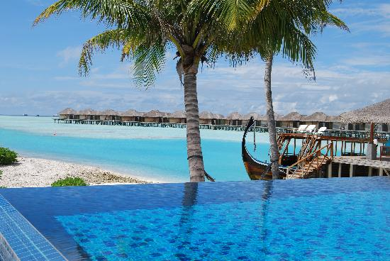 Anantara Veli Maldives Resort: pool