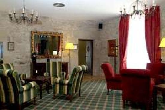 Padron, Spanien: sala de estar