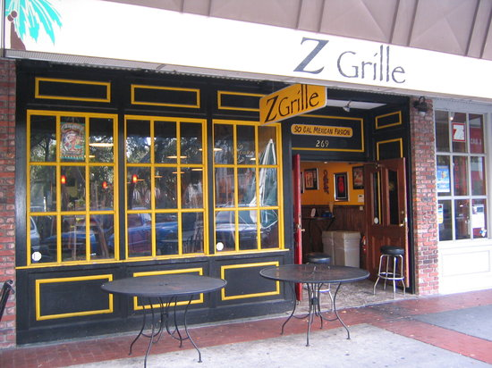 Photo of American Restaurant Z Grille at 104 2nd St. South, Saint Petersburg, FL 33701, United States