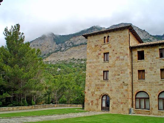 Yesa, Espagne : se encuentra ubicado en plena naturalesa