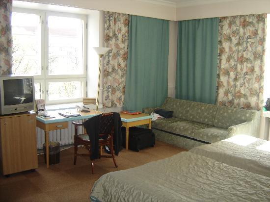 Anna Hotel: Room