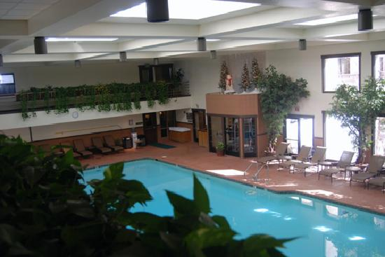 tenaya lodge at yosemite indoor pool at the tenaya lodge - Cool Indoor Pools With Fish