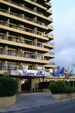 Marina Sur Hotel: Exterior