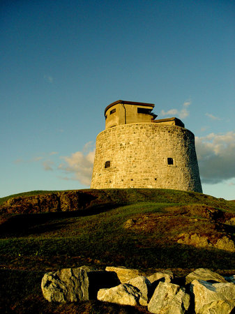 Carleton Martello Tower: Free entrance fee