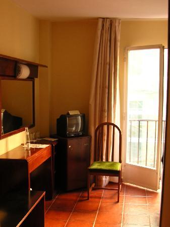 Hotel Florida: Mobiliario de diseño! Años 60