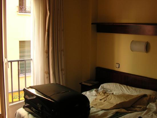 Hotel Florida: Qué espaciosa!!!