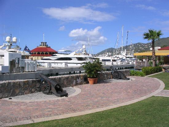 Restaurants In Yacht Haven St Thomas