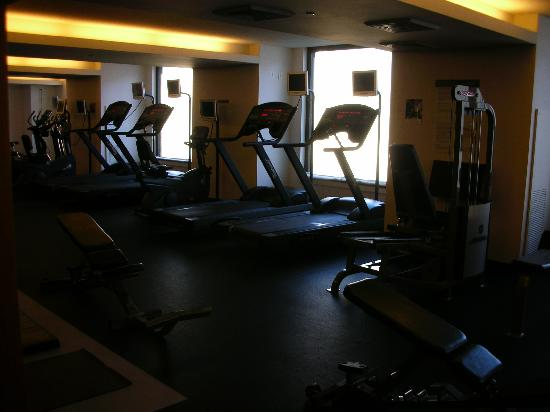 The Westin Detroit Metropolitan Airport: Fitness Center