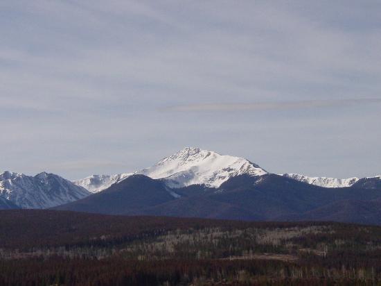 Meadow Ridge Resort : Amazing views from Meadow Ridge