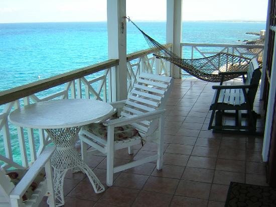 Home Sweet Home Resort : balcony view