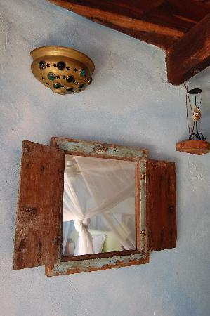 Cabanas La Luna : room decor