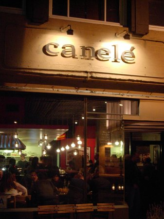 Photo of French Restaurant Canele at 3219 Glendale Blvd, Los Angeles, CA 90039, United States