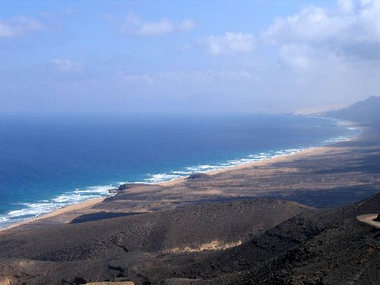 Playa de garcey beach picture of fuerteventura canary islands tripadvisor - Jm puerto del rosario ...