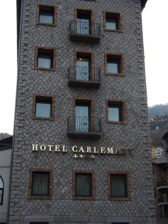 Hotel Spa Termes SERHS Carlemany: Hotel