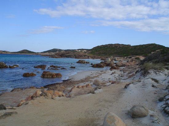provincie Olbia-Tempio, Italië: playas vírgenes en la Isla de la Magdalena