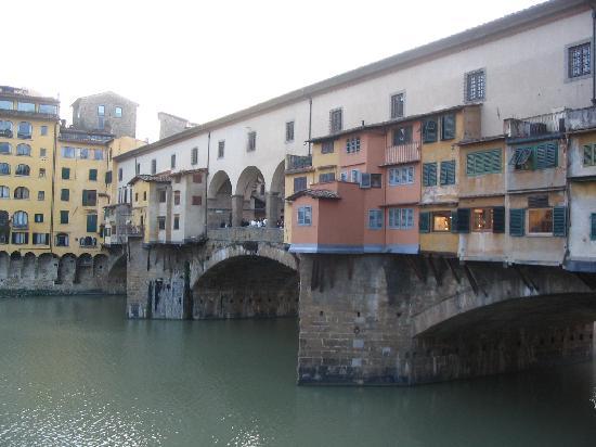 Hotel Villa Liberty: Ponte Vecchio