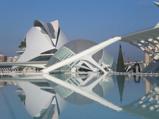 فالنسيا, إسبانيا: Ciudad de la Ciencia