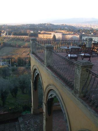 Villa Poggio San Felice : Another view from the balcony