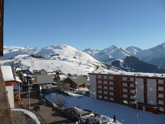 Le Castillan : View 1 from room 36