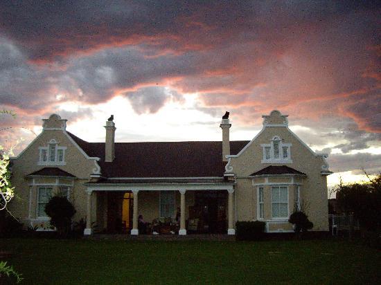 Kwandwe Uplands Homestead: Uplands Homested