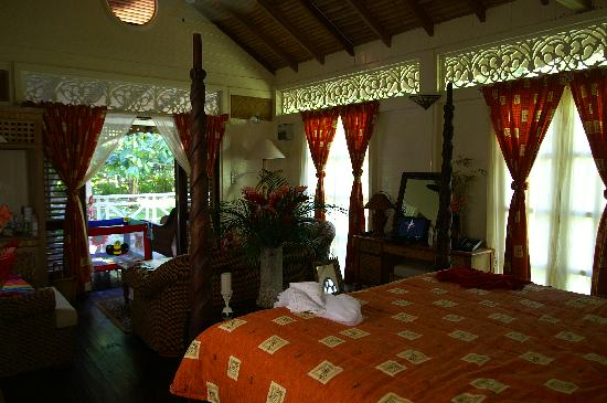 Fond Doux Plantation & Resort: Cinammon Cottage